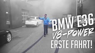 Download Youtube: JP Performance - BMW E36 V8 | Erste Fahrt!