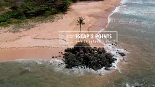preview picture of video 'Ghana Trip, Cape 3 Point Lighthouse , travel to Ghana, Escape 3 point, Dji stilll good in 2019'