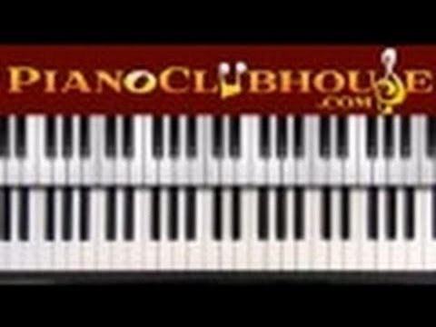 🎹  HOLY ARE YOU LORD - BLW Choir (easy gospel piano lesson tutorial)