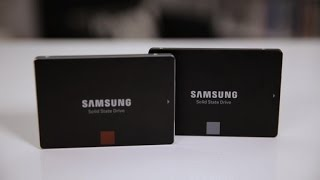 You know you're cool when you have these two Samsung 2TB SSDs