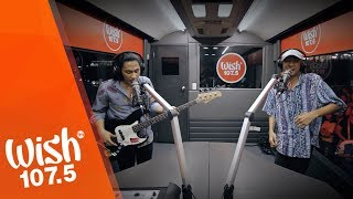 """Kiyo Feat. Space Moses Performs """"g"""" Live On Wish 107.5 Bus"""