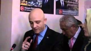 preview picture of video 'HÜSEYİN ÖZHARPUTLU MHP AFYONKARAHİSAR MİLLETVEKİLİ ADAY ADAYLIĞINI AÇIKLADI'