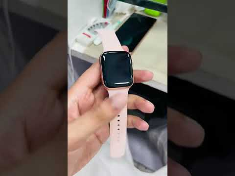 Apple Watch Series 6 Gold Box Available   +923206492789