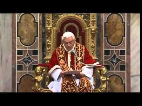 Voeux du Pape au Corps diplomatique