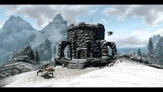 Skyrim - Сюжетная линия Стражи Рассвета - Прохождение # 1 - Как найти Форт Стражи Рассвета ?