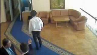 Конфликт Евгения Червоненко с сотрудником УГО - 2006 год