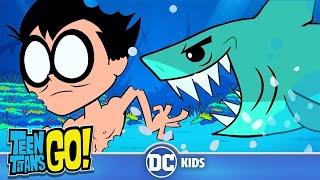 Teen Titans Go!   Shark Week   DC Kids