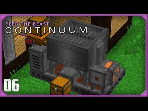 FTB Continuum EP7 Modular Storage - смотреть онлайн на Hah Life
