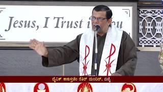 Divine Mercy Retreat Talk - Fr.Denis Saldanha, Capuchin - Episode 180