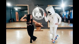 Neha Kakkar & Marshmello Spreading Happiness | Coca Cola Tu