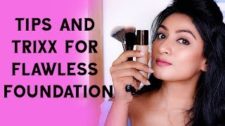 Tips And Tricks For All Skin Types - Flawless FOundation|| Simple Makeup Tips || Ashtrixx