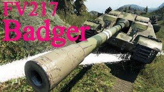 【WoT:FV217 Badger】ゆっくり実況でおくる戦車戦Part388 byアラモンド