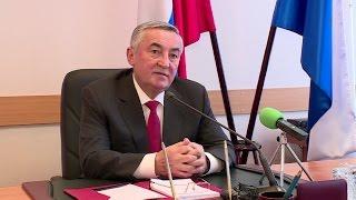 Юрий Бобрышев рассказал журналистам о предстоящих дорожных работах в Великом Новгороде