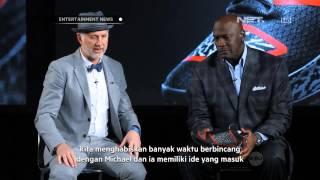 Michael Jordan Launching Sepatu Baru