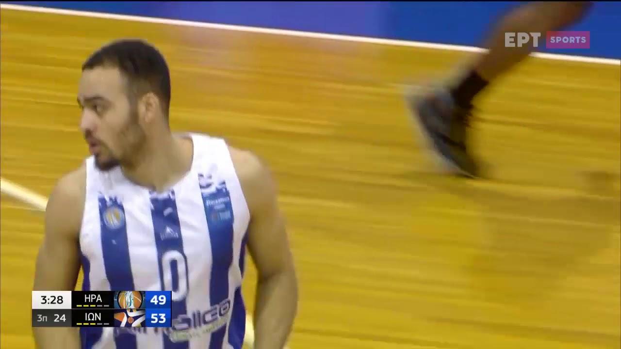 Basket League   Σούπερ καρφώματα από τον Ενετσιόνια   28/02/2021   ΕΡΤ
