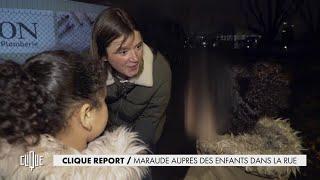 Maraude auprès des enfants dans la rue - Clique - Canal+