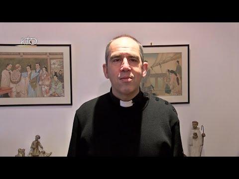 Père Matthieu Rougé - Candidat et chrétien