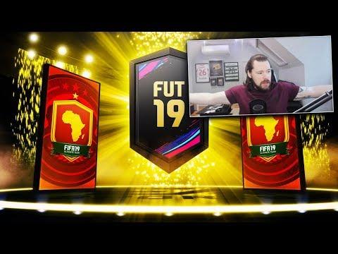 INSANE AFRICAN FOOTBALL SBC SET! (100k PACK!) - FIFA 19 Ultimate Team