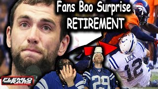 What Happened to Andrew Luck?