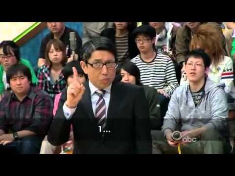Game show Nhật Bản - Cười đau bụng 9