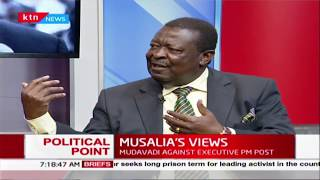One on One with Musalia Mudavadi | POLITICAL POINT