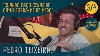 """Pedro Teixeira - """"Quando faço cenas de cama borro-me de medo"""" - Maluco Beleza (3/4)"""