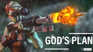 Fortnite Montage - God's Plan (Drake)