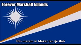 Micronesia National Anthem Compilation (Nightcore Style With Lyrics)