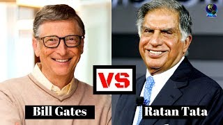Ratan Tata Is Richer Than Bill Gates And Yet Not In The List Of Billionaires, Here's Why