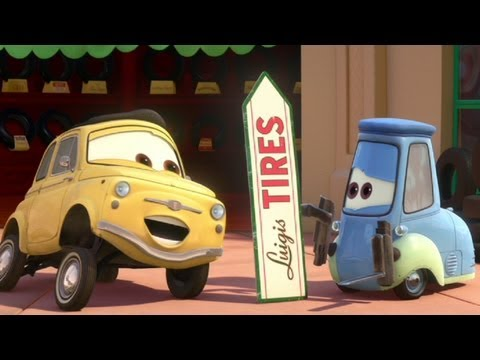 Spinning - Tales From Radiator Springs