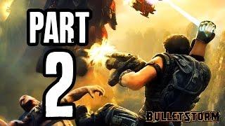 ► Bulletstorm | #2 | Nezastavitelný kotouč! | CZ Lets Play / Gameplay [1080p] [PC]