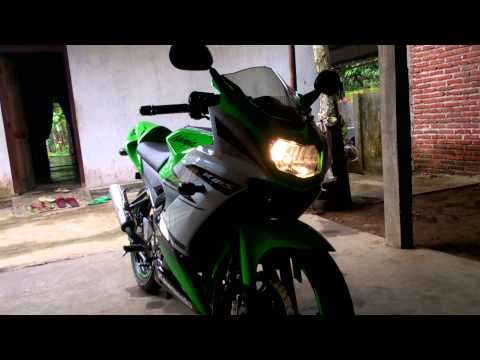 kawasaki ninja 150 rr se Video