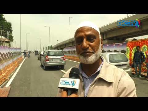 Second phase of Jehangir Chowk-Rambagh flyover thrown open to public
