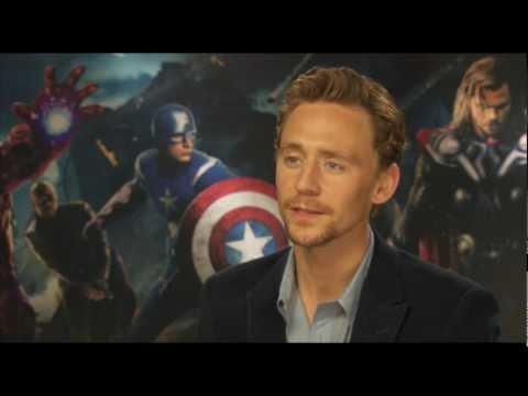 AVENGERS Interview - Tom Hiddleston talks about playing LOKI against Thor in Ragnarok