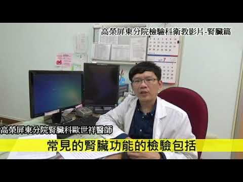 腎臟檢驗簡介(排灣語版)