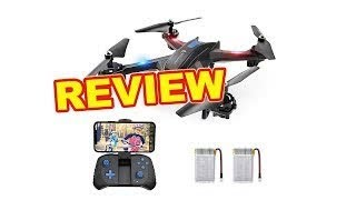 Review SNAPTAIN S5C WiFi FPV Drone 720P HD Camera Quadcopter Easy To Use 2020