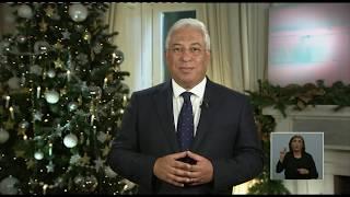 Mensagem de Natal do Primeiro-Ministro de Portugal