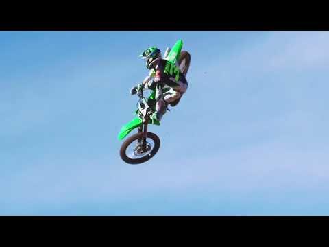 2019 Kawasaki KX 450 in Zephyrhills, Florida - Video 4