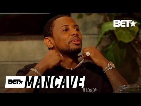 Rapper Fabolous Has Weird Relationship W/ Public Toliets, Groupies | BET's Mancave (FULL CLIP)