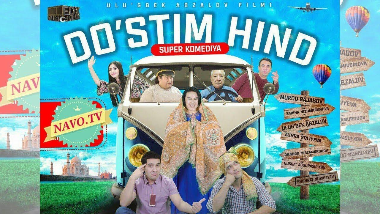 Do'stim Hind (uzbek kino)  - Дўстим Ҳинд (узбек кино) Skachat