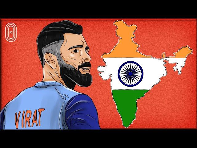 Video de pronunciación de Virat Kohli en Inglés