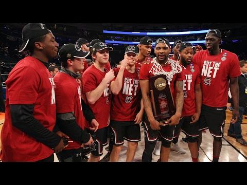 Elite Eight: South Carolina takes down Florida