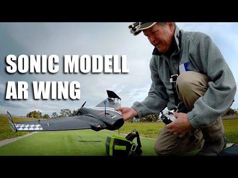 sonic-modell-ar-wing