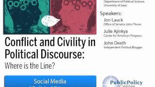 Political Discourse   Social Media