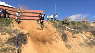 preview picture of video '4º Video de cross country nacional Guadalajara 2015'