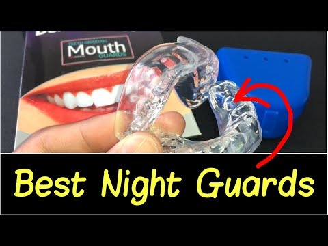 ✅Best Night Guards for Teeth Grinding [Nocturnal Bruxism] TMJ Dentist Recommended Quick Review
