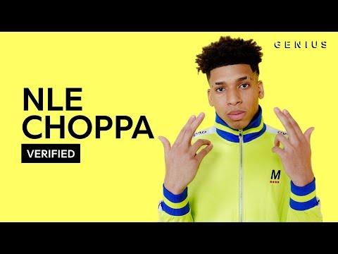 "NLE Choppa ""Shotta Flow"" Official Lyrics & Meaning   Verified"