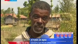 Ukosefu wa mvua umekithiri Laikipia