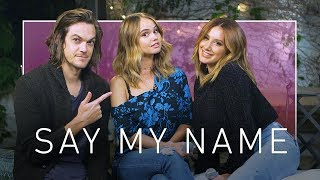 Say My Name Ft Debby Ryan  Music Sessions  <b>Ashley Tisdale</b>