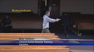 Church active shooter training
